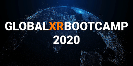 Global XR Bootcamp 2020 billets