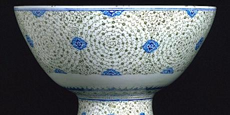 Online: The Golden Age of Iznik Ceramics tickets