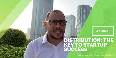 (HKT) 92 Express x GFS: Distribution: The Key to startup success tickets