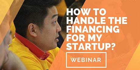 (PDT) 92 Express x GFS: How to handle the financing for my startup? tickets