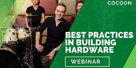 (HKT) 92 Express x Google for startup: Best practices in building hardware tickets