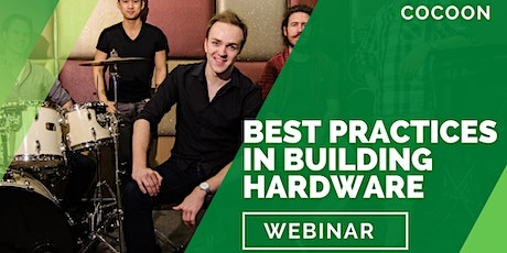 (PDT) 92 Express x Google for startup: Best practices in building hardware tickets