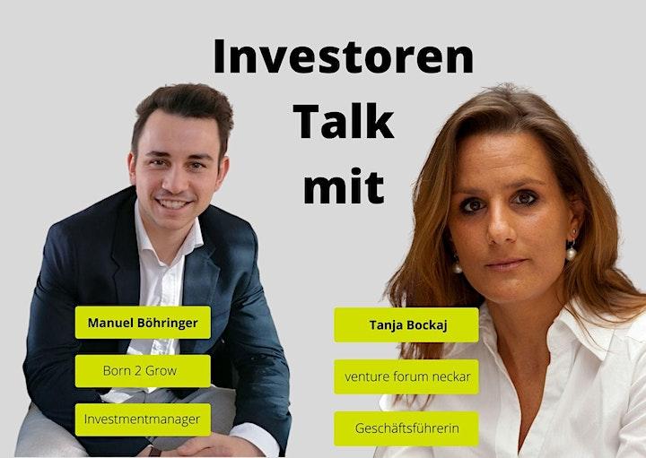 Founders Meetup / Investoren Talk: Bild