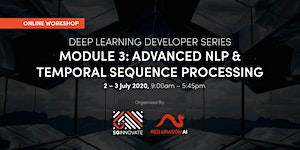 Advanced NLP and Temporal Sequence Processing (2 – 3...