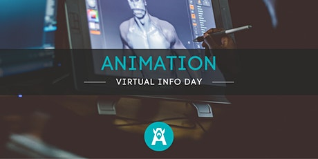 Virtual Animation Info Day @ SAE tickets