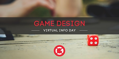 Virtual Game Design Info Day @ SAE tickets
