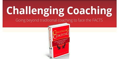 The Challenging Coaching Masterclass:  Bitesize 1 - Programme Discount tickets