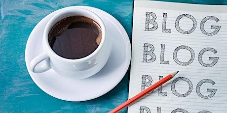 5 Blogging Myths Webinar– Introduction to Blogging for Business   tickets