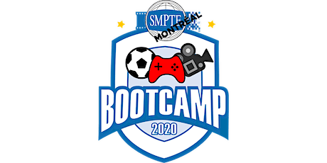 SMPTE - BootCamp 2020 : Les productions à distance (REMI) et d'événements E-Sports tickets