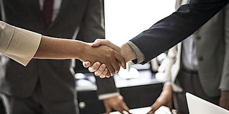 Commercial Negotiation Skills-Webinar tickets