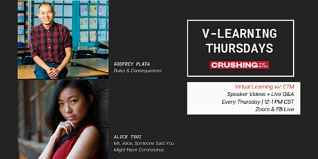 V-Learning Thursdays tickets
