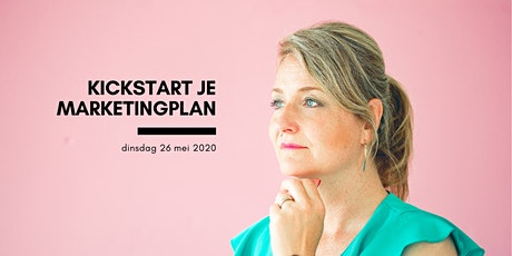 Kickstart je Marketingplan voor MKB ondernemers (online sessie) tickets