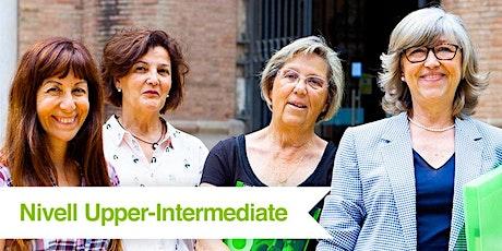 Sessió informativa en línia: Cursos sènior d'anglès Upper-Intermediate entradas