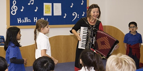 Primary Languages Conference - Learning through song tickets