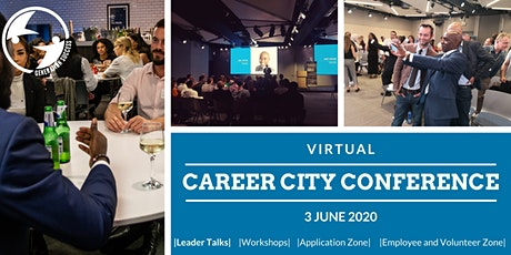 Virtual City Careers Conference - Breaking Boundaries & Empowering Success tickets