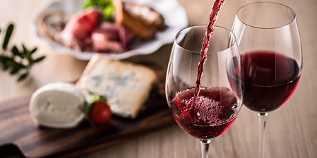 VIRTUAL Wine & Cheese Pairing tickets