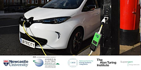 Smart Charging Webinar - Cyber security of the UK smart metering system tickets