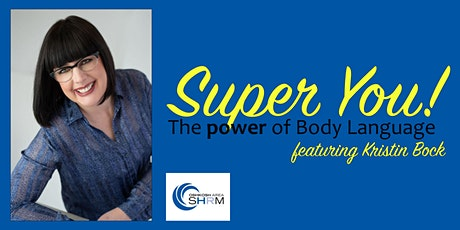 Super You! -- The Power of Body Language tickets