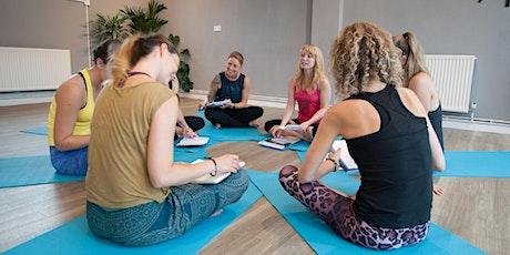 Online Yoga Teacher Mentoring - Evolving Your Business tickets