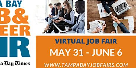 Tampa Bay Virtual Job Fair tickets