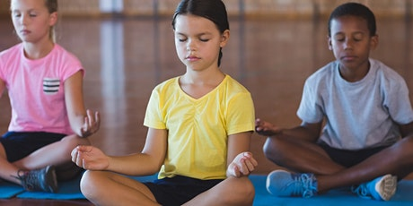 Meditation & EQ Mindfulness Classes for Kids tickets