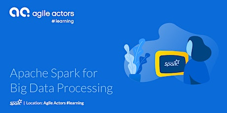 Apache Spark for Big Data Processing tickets