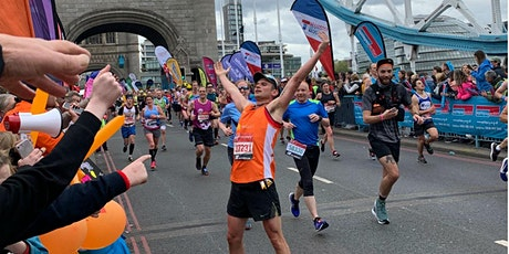 London Marathon 2020 - Own place registration form tickets
