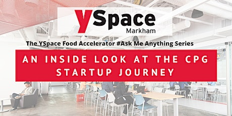 Food Accelerator: An Inside Look at the CPG Startup Journey tickets
