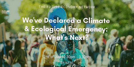 We've Declared a Climate & Ecological Emergency: What's Next? tickets