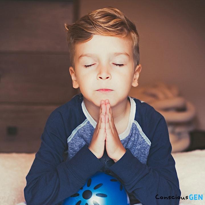 Meditation & EQ Mindfulness Classes for Kids image