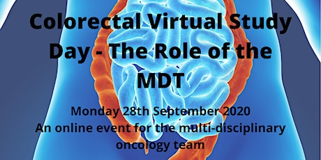 Colorectal Virtual Study Day - Role of the MDT tickets