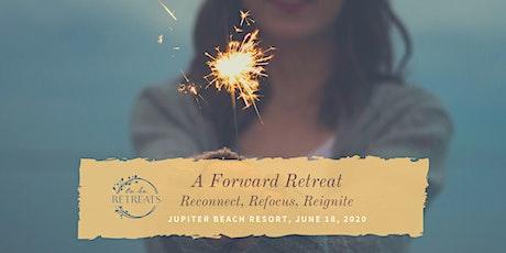 A Forward Retreat tickets