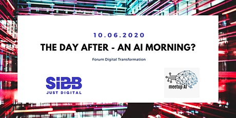 The Day After - An AI Morning? tickets