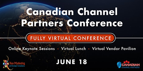 Canadian Channel Partners Virtual Conference tickets