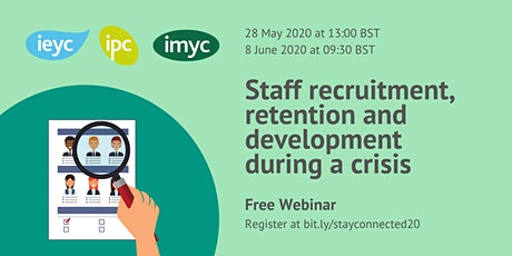Staff recruitment, retention and development during a crisis tickets