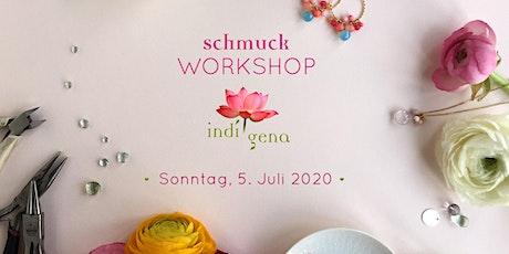 Schmuck Workshop im Westend am 5. Juli 2020 Tickets