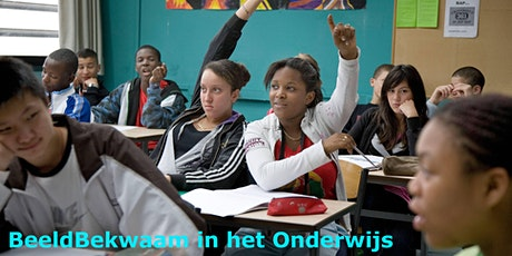 BeeldBekwaam in het Onderwijs 2021 tickets