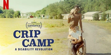 """Crip Camp: A Disability Revolution"" Watch Party  tickets"