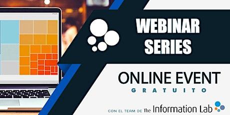 Webinar: Cómo crear una plataforma de BI en 45 minutos entradas