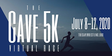 The CAVE 5k (Virtual Race) tickets