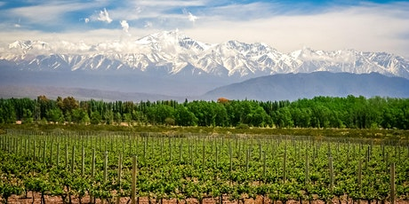 Virtual - Wines of Argentina tickets