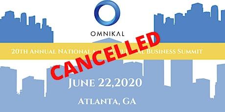 Omnikal 20th Annual National Entrepreneurship Summit tickets