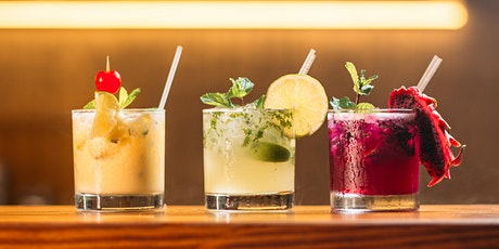 Tasty, Not Tipsy: A bartenders guide to non-alcoholic drinks tickets