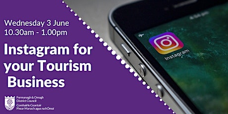 Instagram for your Tourism Business tickets