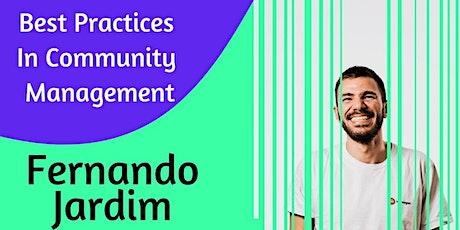 Mustbe Talks: Best Practices in Community Management biglietti
