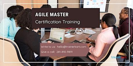 Agile & Scrum Certification online Training in Grande Prairie, AB tickets