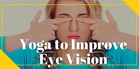 Virtual Eye Yoga  tickets