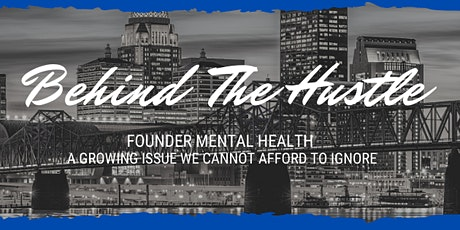 Beyond the Hustle - Founder Mental Health billets