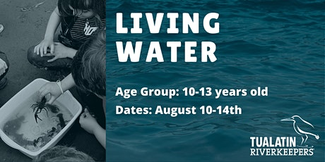 Stay Home Summer Camp: Living Water tickets