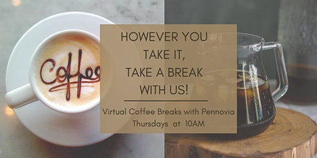 Virtual Coffee Break with Pennovia tickets